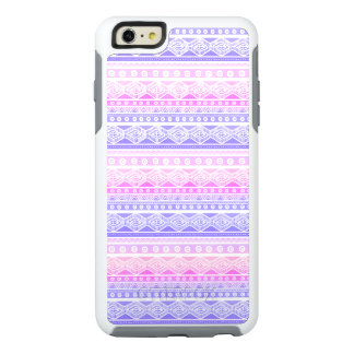 Pink Purple Blue Aztec OtterBox iPhone 6 Case