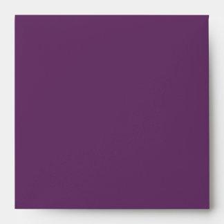 pink purple color envelope