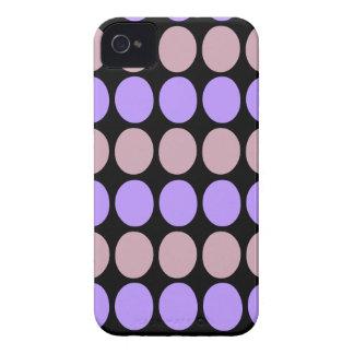 Pink & Purple Dots BlackBerry Bold Case