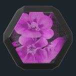 """Pink Purple Floral Boombotix Speaker<br><div class=""""desc"""">Stylish accessorizing with this portable bluetooth speaker!</div>"""