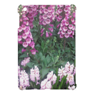 PINK Purple Flower Show: Love Sensual Romance Gift iPad Mini Cover