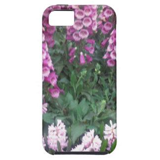 PINK Purple Flower Show: Love Sensual Romance Gift iPhone SE/5/5s Case