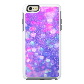 Pink Purple Glam Glitter OtterBox iPhone 6/6s Case