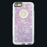 "Pink Purple Glitter Otterbox iPhone 6 Case<br><div class=""desc"">Girly-Girl-Graphics at Zazzle: Trendy Sparkling Stylish Customizable Modern Elegant Pretty Pastel Pink Purple Glitter Bling Pattern Classy Cool Best Otterbox Apple iPhone 6 / 6s Plus Case features a lovely and fsahionably chic design and makes a uniquely beautiful birthday, Christmas, wedding bridal shower or graduation celebrations, or any day gift...</div>"