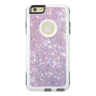 Pink Purple Glitter Otterbox iPhone 6 Case