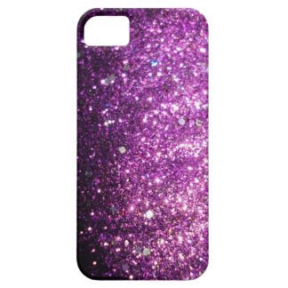 Pink/Purple Glitter Sparkle Bling iPhone 5 Case
