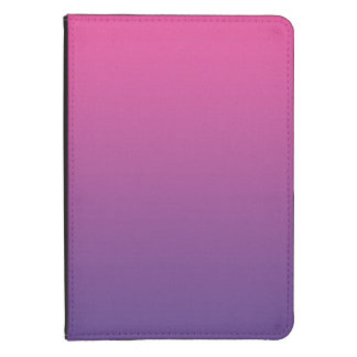 Pink & Purple Ombre Kindle 4 Cover