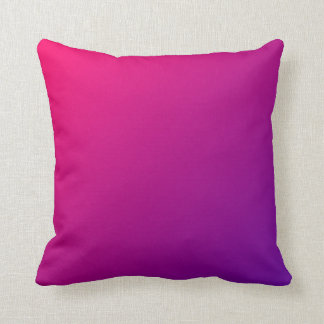 Pink Purple Ombre Pillows