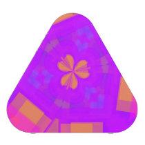 Pink & Purple pattern Speaker
