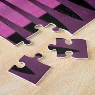 Pink Purple Peruvian Array Puzzle w/Gift Box