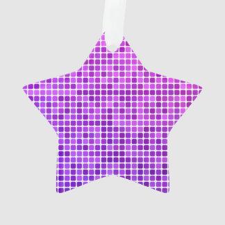 Pink purple pixel mosaic