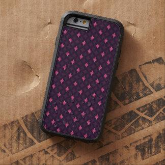 Pink & Purple Rockstar – Flowering Diamonds Tough Xtreme iPhone 6 Case