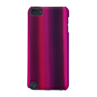 Pink & Purple Stipes iPod Touch Case