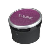 Pink Purple Vape Speaker