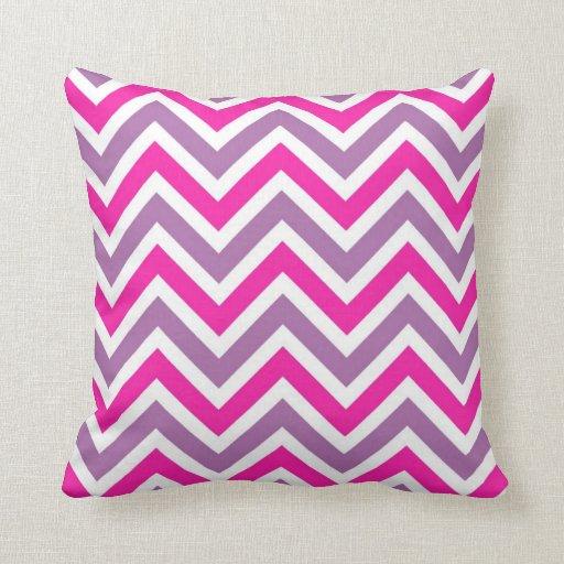 Purple and pink chevron pattern - photo#6