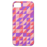 Pink-purplish Retro Pattern iPhone 5 Cover