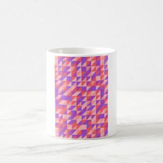 Pink-purplish Retro Pattern Mugs
