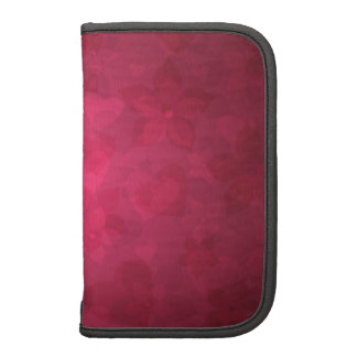 pink purs folio planners