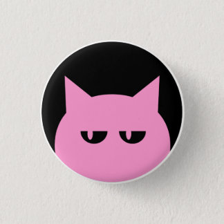 Pink Pussycat Pin