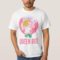 Pink Queen Bee T Shirt