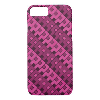 Pink Question Pattern iPhone 7 Case
