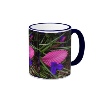 Pink Quill Bromeliad Coffee Mug