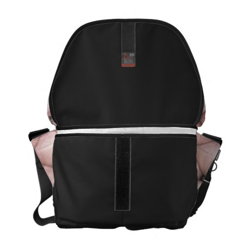 Pink Quilt Messenger bag