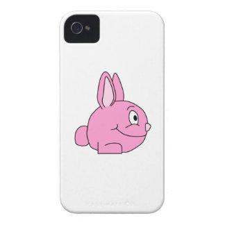 Pink Rabbit iPhone 4 Case-Mate Case