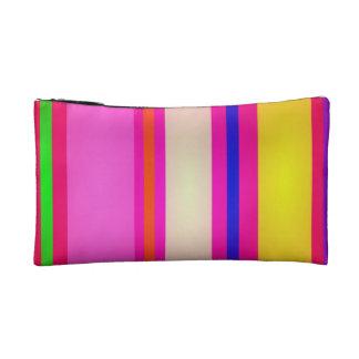 Pink Rain Art Cosmetics Bags