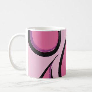 Pink Rain Coffee Mug