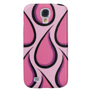 Pink Rain Galaxy S4 Case