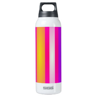 Pink Rain Insulated Water Bottle