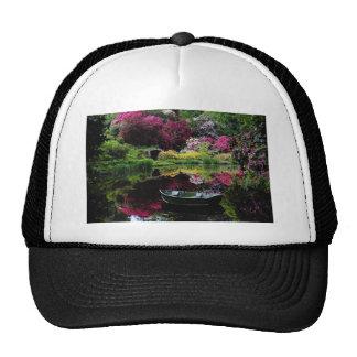 Pink Ramster gardens, Chiddingfold, Surrey, Englan Trucker Hat