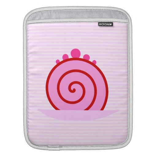 Pink Raspberry Cake. Sleeves For iPads