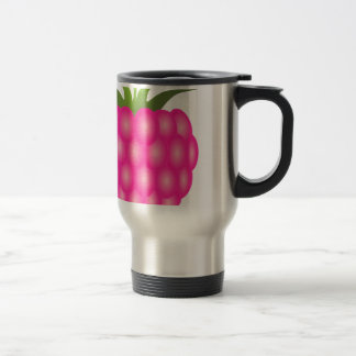 Pink Raspberry or Just Berry Travel Mug