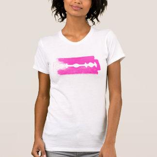 Pink Razorblade Shirt