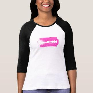 Pink Razorblade T-shirt