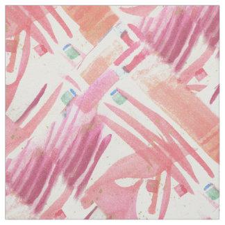 Pink Razzle Valentines Fabric