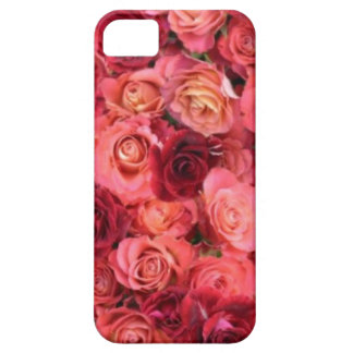 PINK RED ROSE FIELD iPhone SE/5/5s CASE