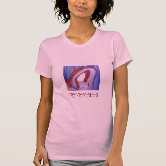 Pink Remember T T-Shirt