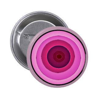 pink revolution pinback button