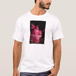 Pink Rhinopias face T-Shirt