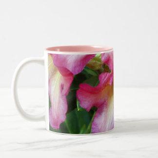 Pink Rhododendron Coffee Mug