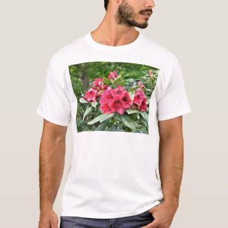 Pink rhododendron flowers T-Shirt