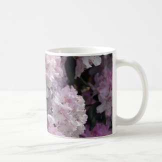 Pink Rhododendron Gifts Classic White Coffee Mug