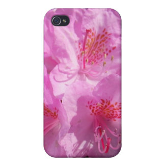 Pink Rhododendron iPad Speck Case