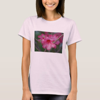 Pink Rhododendrons Women's Shirt