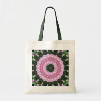 Pink Rhody Canvas Bags