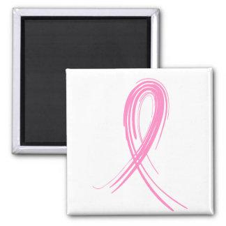 Pink Ribbon 2 Breast Cancer Magnet
