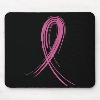 Pink Ribbon 2 Breast Cancer Mouse Pad